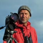 Naturguide Jim Sundberg.