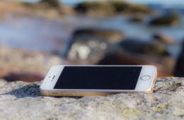 Naturfoto med mobil