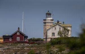 Stora Karlsö - Fyrbyn. Foto: Jim Sundberg.