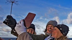 Naturfoto med mobilen. Lär dig utnyttja din smartphones möjligheter under en halvdagskurs.