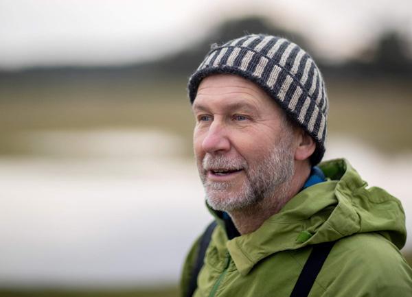 Naturguiden Jim Sundberg. Foto: Niclas Ahlberg/N.